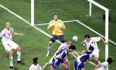 2004, Ελλάδα - Τσεχία 1-0: Γκολ και φύγαμε για τελικό και μία προφητική δήλωση Δέλλα!
