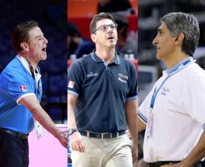 Εθνική Ελλάδος: Οι 7+1 «γαλανόλευκοι» προπονητές από το 2008