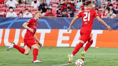 Σεβίλλη – Σάλτσμπουργκ 0-1: Τρία πέναλτι, ένα γκολ σε 23 λεπτά για τους Αυστριακούς! (video)