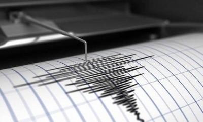 Σεισμός 3,2 Ρίχτερ σε θαλάσσιο χώρο βόρεια της Αλοννήσου