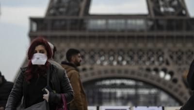 Γαλλία: Περίπου 6.000 ασθενείς με κορωνοϊό στις ΜΕΘ