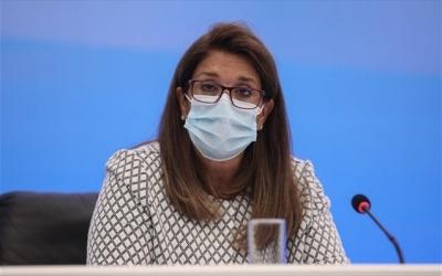 Παπαευαγγέλου: Στους 5.500 οι ασθενείς που νοσηλεύονται σε όλη τη χώρα με κορωνοϊό