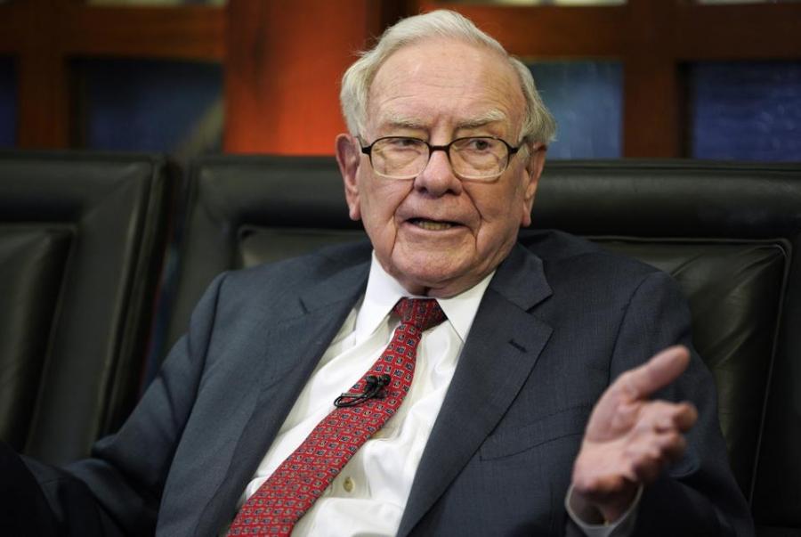 Εμβολιάστηκε κατά της Covid-19 ο Buffett – Το Σάββατο 27/2 η δημοσιοποίηση της ετήσιας επιστολής του προς τους επενδυτές