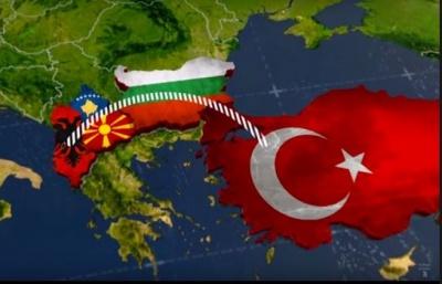 Η Τουρκία κτίζει μεθοδικά το μουσουλμανικό τόξο στα Βαλκάνια