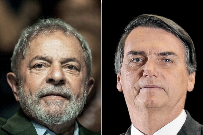 Βραζιλία: Άνετη επικράτηση Lula έναντι Bolsonaro στις προεδρικές εκλογές του 2022