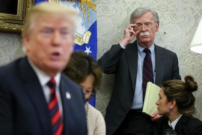 Τι αποκαλύπτει ο πρώην σύμβουλος εθνικής ασφαλείας Bolton για τον Trump – Τι λέει για Κίνα, Erdogan, σχεδίαζε κατάργηση του ΝΑΤΟ