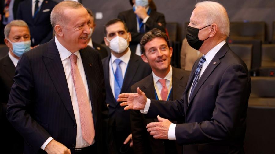 Μύδροι Erdogan κατά Biden: Δεν ξεκινήσαμε καλά - Δεν θα υποχωρήσουμε για τους S-400