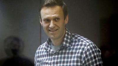Ρωσία: Ο Navalny επέστρεψε από το νοσοκομείο στη φυλακή μετά την απεργία πείνας