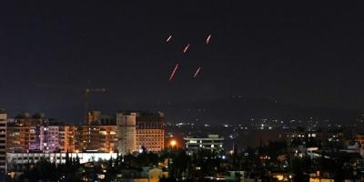 Αεροπορικές επιδρομές «του Ισραήλ» σε Δαμασκό, Χομς, Χάμα, Λαττάκεια