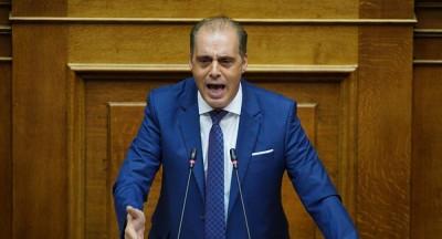 Βελόπουλος: Έχουμε τους Τούρκους στο Αιγαίο και εμείς ξιφουλκούμε ο ένας απέναντι στον άλλο