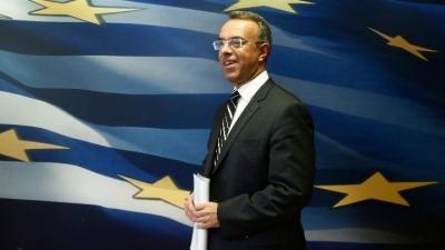Σταϊκούρας (ΥΠΟΙΚ): Με τη νέα προεξόφληση δανείου από το ΔΝΤ ενισχύεται η αξιοπιστία της χώρας