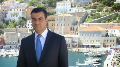 Γιώργος Κουκουδάκης, δήμαρχος Ύδρας: Στο τέλος Απριλίου θα έχει τελειώσει ο καθολικός εμβολιασμός στην Ύδρα