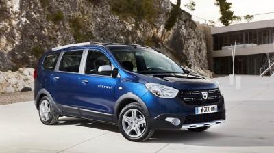 Το Dacia Lodgy έχει επταθέσιους χώρους και τιμή… supermini!