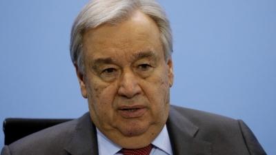 Guterres: «Απαράδεκτη» η συνέχιση των ισραηλινών και παλαιστινιακών πυρών