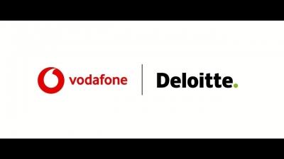 Στρατηγική συμμαχία της Vodafone με την Deloitte