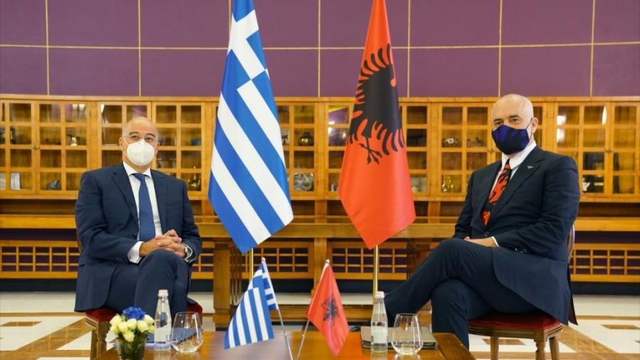 Rama (AΛβανία): Καλύτερες απο ποτέ οι διμερείς σχέσεις Ελλάδας - Αλβανίας