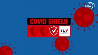 Πιστοποίηση Covid Shield για τα Ελληνικά Ταχυδρομεία
