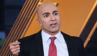 Kashkari (Fed): Αναγκαία μία νέα μείωση επιτοκίων εάν παραμείνουν οι κίνδυνοι για την αμερικανική οικονομία