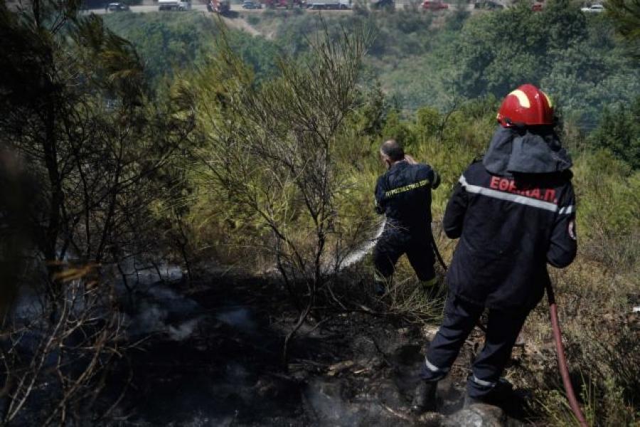 Πυροσβεστική: Εκδηλώθηκαν 57 δασικές πυρκαγιές το τελευταίο 24ωρο