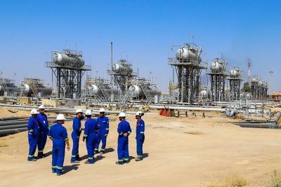 Συμφωνία Ιράκ - Total για επένδυση για έργα φυσικού αερίου, νερού και ΑΠΕ
