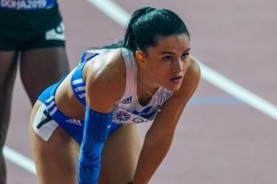 Έκανε λάθος, τερμάτισε 8η η Σπανουδάκη στον ημιτελικό των 200μ και έμεινε εκτός τελικού! (video)