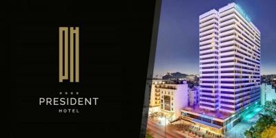 Αυξημένες πωλήσεις και κέρδη εμφάνισε η ΓΕΚΕ (President Hotel) το 2017
