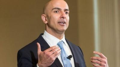 Kashkari (Fed): Οι τράπεζες στις ΗΠΑ χρειάζονται 200 δισ. δολ. για να επιβιώσουν