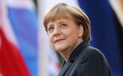Merkel: Bρισκόμαστε στην τελική ευθεία για τον καθορισμό της βασικής σύνταξης