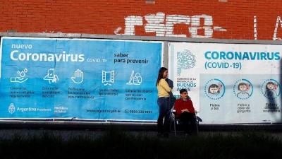 Αργεντινή: Έκτακτη φορολογία στους πλούσιους για ενίσχυση των θυμάτων της πανδημίας