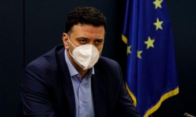 Κικίλιας: Mας ανησυχεί η διασπορά στη Θεσσαλονίκη