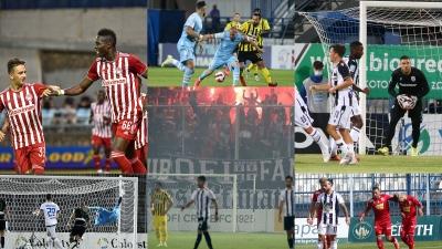 Super League: 5 + 1 συμπεράσματα της 2ης αγωνιστικής - Ο κέρβερος Πασχαλάκης, οι εκπληκτικοί «μικροί», ο σταθερός Ολυμπιακός και οι προβληματισμοί για ΑΕΚ, ΠΑΟ και Άρη