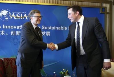 Ο Elon Musk εκτόπισε τον Bill Gates από τη δεύτερη θέση των πλουσιότερων ανθρώπων του κόσμου
