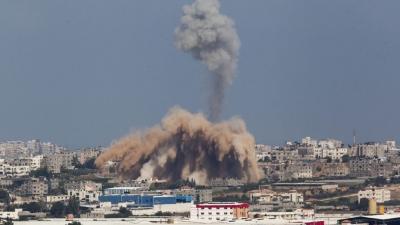 Νέα ανάφλεξη στη Μέση Ανατολή – Βομβαρδισμοί Ισραήλ στη Λωρίδα της Γάζας