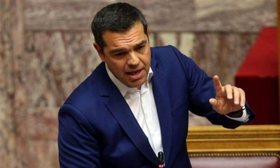 Επίθεση Τσίπρα κατά Μητσοτάκη για τις απεργίες - Μητσοτάκης όπως... Orban (Ούγγρος πρωθυπουργός)