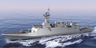Πρόταση της ισπανικής Navantia στο Πολεμικό Ναυτικό για τέσσερις φρεγάτες