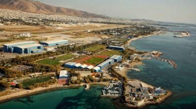 Υφυπ. Αθλητισμού - LAMDA Development: Υπέγραψαν μνημόνιο Συνεργασίας για το Αθλητικό Κέντρο Αγίου Κοσμά