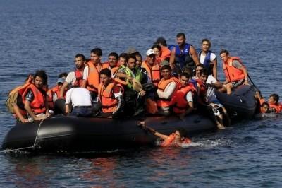 Απτόητη η παράνομη μετανάστευση στην Ευρώπη συνεχίζεται κανονικά... «πάντα και παντού»