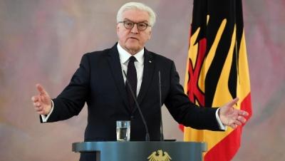 Steinmeier (πρόεδρος Γερμανίας): Να δουν πιο θετικά την ΕΕ οι Ευρωπαίοι – Επικεντρώνονται υπερβολικά στα προβλήματα της