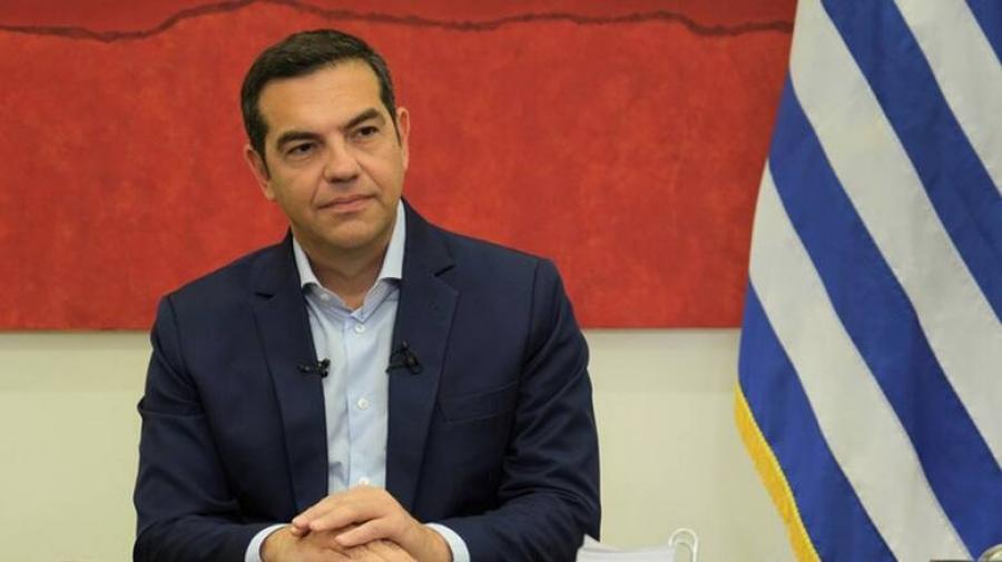 Τσίπρας: Η κυβέρνηση δεν αξιοποιεί καθόλου το θετικό μομέντουμ για να πιέσει την Τουρκία