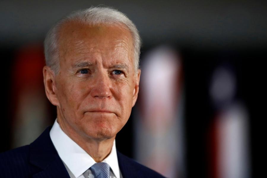 Εισοδήματα άνω των 600.000 δολαρίων το 2020 για τον Joe Biden μαζί με την γυναίκα του