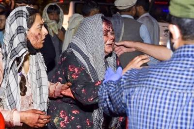 Μακελειό στο Αφγανιστάν: Ξεπέρασαν τους 100 οι νεκροί, 13 Αμερικανοί μεταξύ των θυμάτων - Το ISIS ανέλαβε την ευθύνη