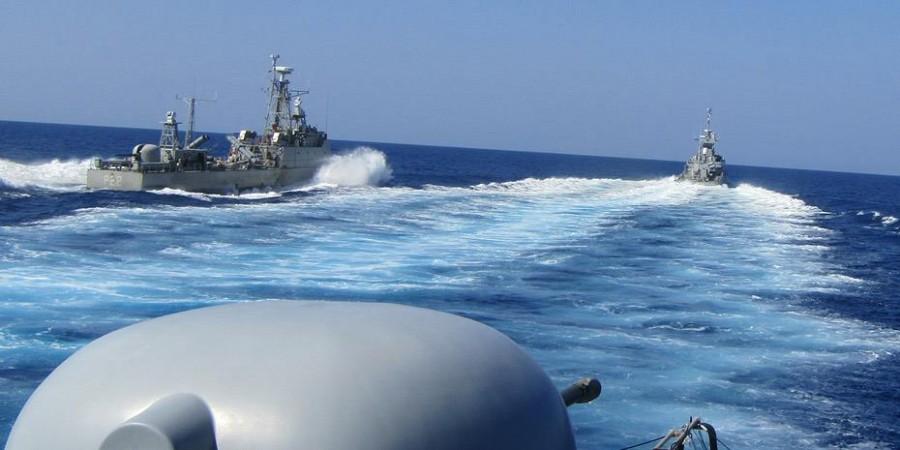 Στρατιωτική άσκηση Ελλάδας - Κύπρου στο Καστελόριζο