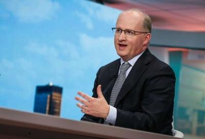 EKT: Μοναδικός υποψήφιος για τη θέση του επικεφαλής οικονομολόγου ο Philip Lane