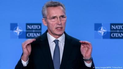 Stoltenberg: Το NATO δεν συνιστά απειλή για τη Λευκορωσία