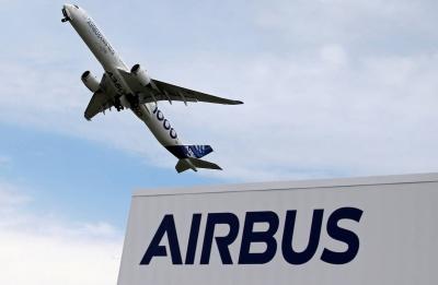 H Airbus καλεί τις ΗΠΑ να ανακαλέσουν τους δασμούς 15% στα αεροσκάφη της