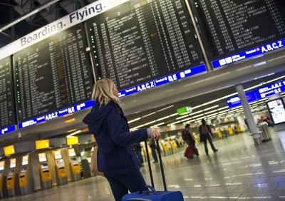 Γερμανία: Εκκενώθηκε το αεροδρόμιο της Φρανκφούρτης για «απειλή βόμβας»