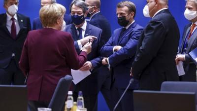 Αισιοδοξία των ηγετών και των αξιωματούχων της ΕΕ για συμφωνία σε προϋπολογισμό και Ταμείο Ανάκαμψης (10/12)