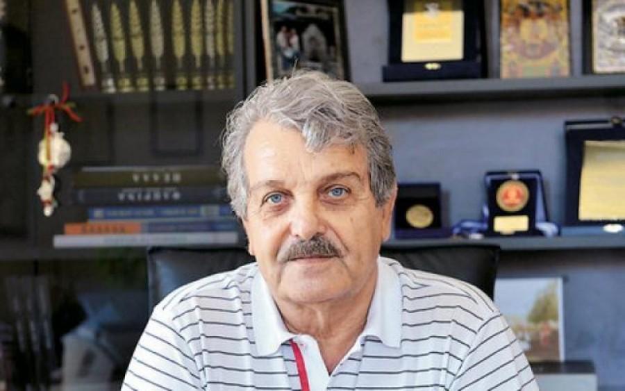 Δημήτρης Γιαννημάρας, δήμαρχος Δυτικής Μάνης: Στόχος μας η ανάδειξη των εναλλακτικών μορφών τουρισμού