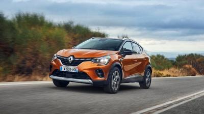 Με το νέο Renault Captur στην Αττική!