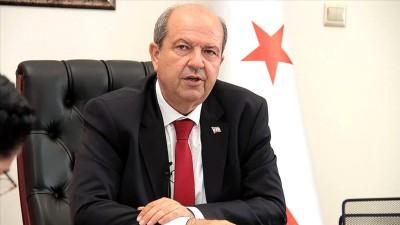Tatar (Κατεχόμενα): Θα προτείνω στον ΟΗΕ λύση δύο κρατών στην Κύπρο
